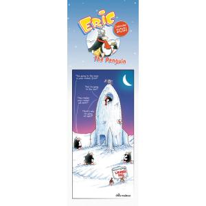 Eric The Penguin 2021 Calendar