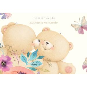 Forever Friends A4 2021 Calendar