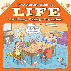 Funny Side Of Life Wiro 2021 Calendar