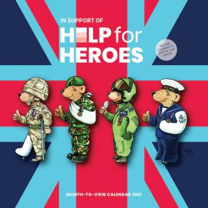 Help For Heroes 2021 Calendar