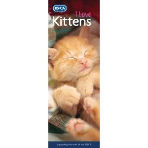 Kittens I Love RSPCA 2021 Calendar