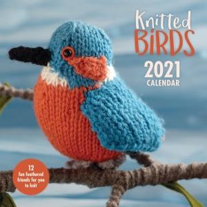 Knitted Birds 2021 Calendar