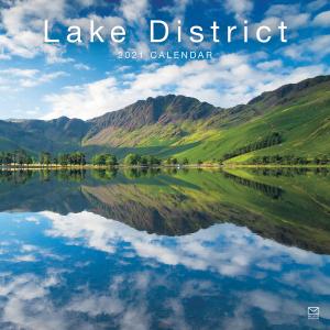Lake District W 2021 Calendar