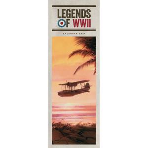 Legends Of WWII S 2021 Calendar
