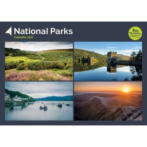 National Parks A4 2021 Calendar