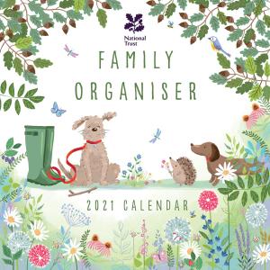 National Trust 2021 Calendar