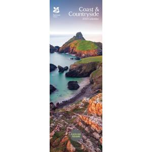 National Trust Coast 2021 Calendar