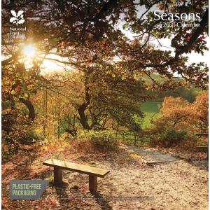 National Trust Seasons 2021 Calendar