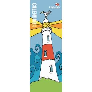 Royal National Lifeboat Institution 2021 Calendar