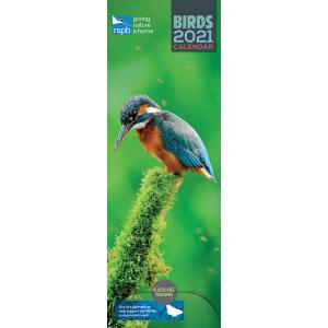 RSPB Birds 2021 Calendar