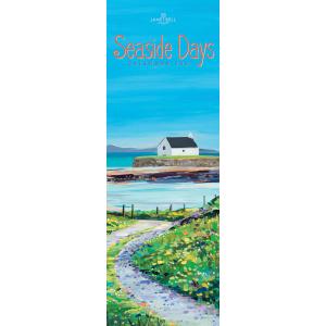 Seaside Days Janet Bell 2021 Calendar