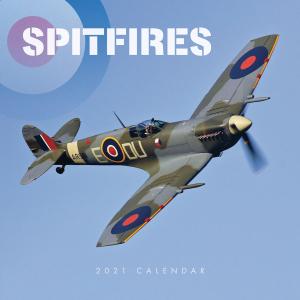 Spitfires 2021 Calendar