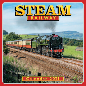 Steam Railway 2021 Calendar