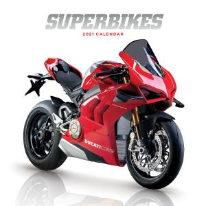 Superbikes Wiro 2021 Calendar
