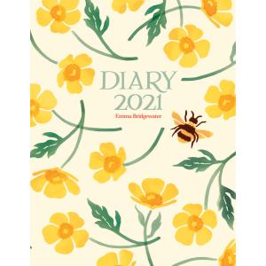 Emma Bridgewater Buttercup + Bee 2021 Diary