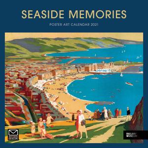 Seaside Memories NRM 2021 Calendar