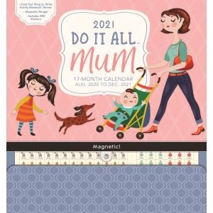Do It All Mum 2021 Calendar
