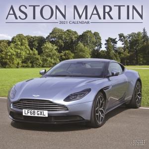 Aston Martin 2021 Calendar