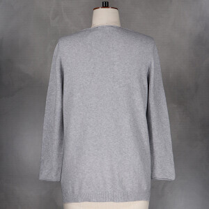 Cosy Star Jumper Grey