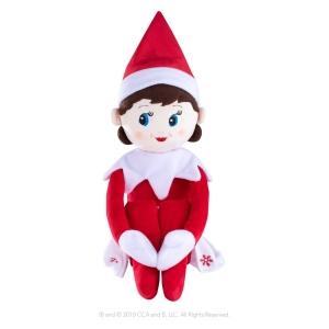 Elf on The Shelf Plushee Huggable Girl