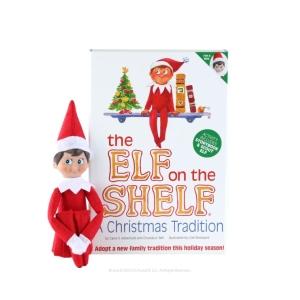 Elf on The Shelf Traditional Boy Elf