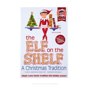 Elf on The Shelf Traditional Girl Elf