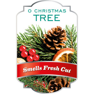 ScentSicles O Christmas tree Christmas tree scent decoration