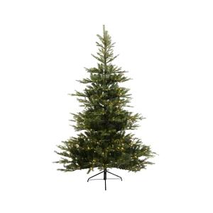 Rivington Pre Lit 7ft Spruce Tree