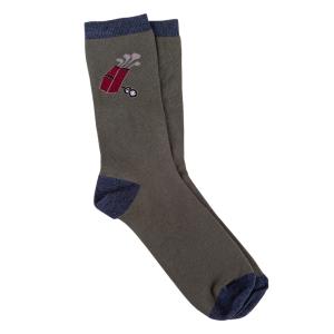 Men's Novelty Socks In A Box Golf