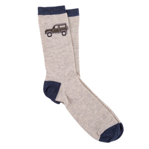Men 3Pack Socks In A Box Vehicles