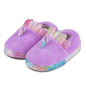 Childrens Boxed Novelty Slipper Dino