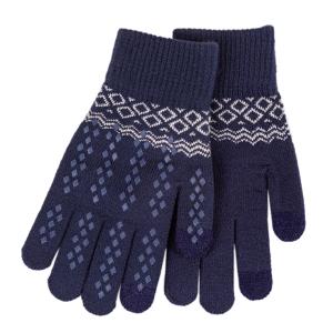 Ladies Smart Touch Glove Navy