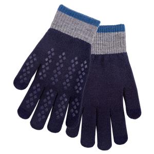 Men's Smart Touch Glove Navy