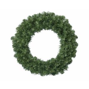 60cm Plain Pine Effect Wreath