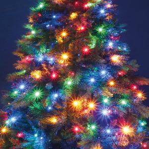 Classic 200 LED Lights – Multicolour