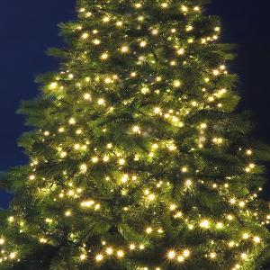 1000 LED Impact Light String – Warm White