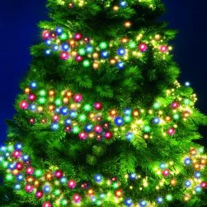 1200 LED Cluster Lights – Multicolour