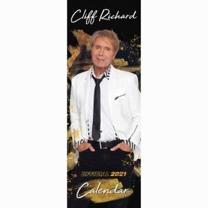 Cliff Richard 2021 Calendar