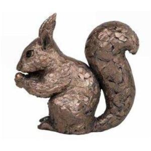 Red Squirrel Sculpture