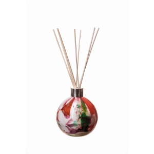 Reed Diffuser Sphere Red Green Pink