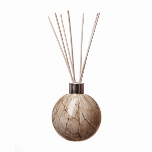 Reed Diffuser Sphere Brown Marble