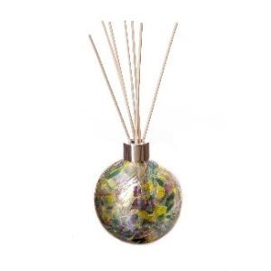 Reed Diffuser Sphere Purple Teal Lime