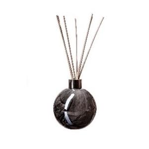 Reed Diffuser Sphere Black Marble