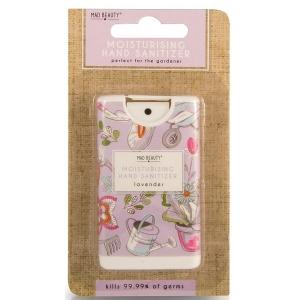 Hand Sanitiser Gardening Lavender