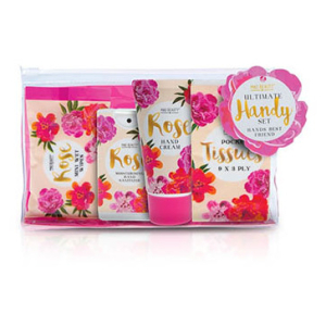 Mad Beauty Hand Cream Set Ultimate Rose