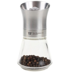 Tip Top Pepper Mill Stainless Steel