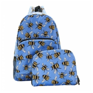 Blue Bees Backpack