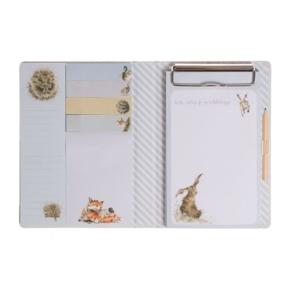 Country Life Sticky Note Book