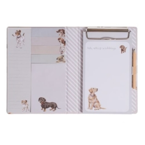 Dogs Life Sticky Note Book
