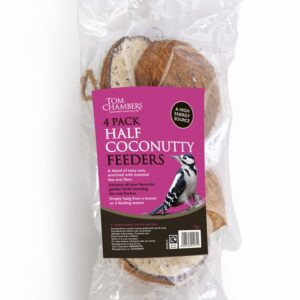 Half Coconuts 4 Pack
